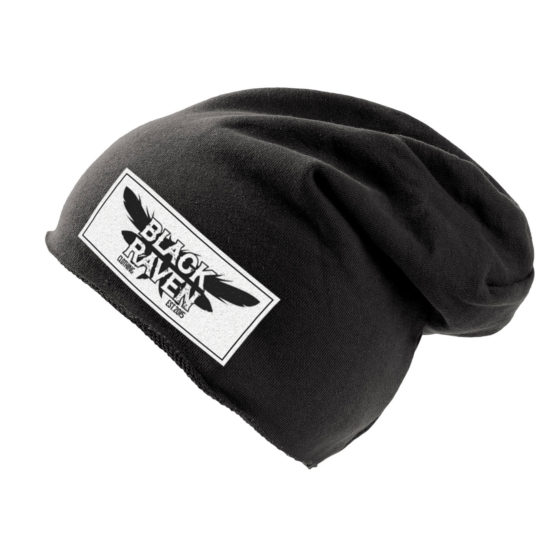 BLACK RAVEN clothing BR-HAT-03 winter beanie black