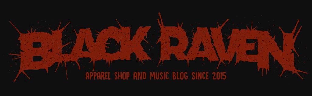 BLACK RAVEN Apparel Shop And Music Blog