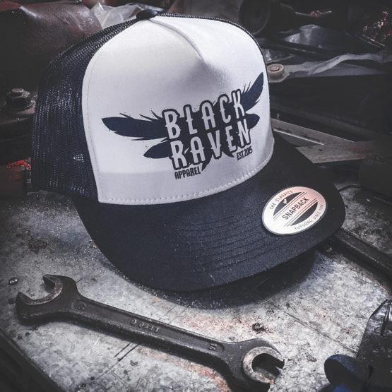 Black Raven Classic Trucker Hat